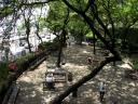le Peter Detmold Park sur les bords de l'Hudson